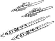 SMC代理氣缸結構與原理