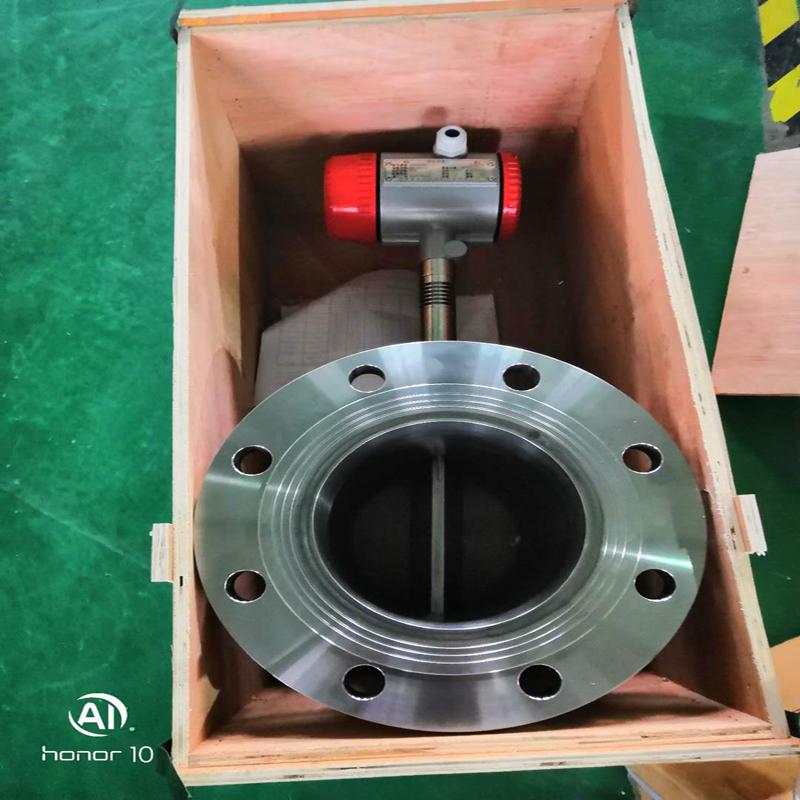 LUGB-2308渦街流量計測壓縮空氣常見故障