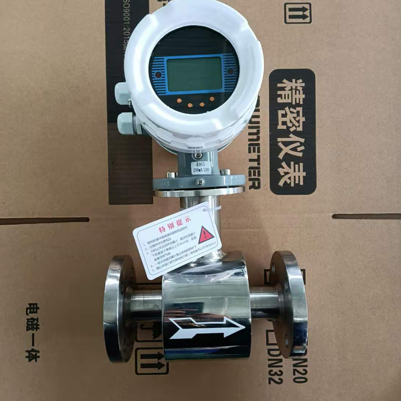 QTLD电磁流量计在污水测量中的稳定性如何保证?