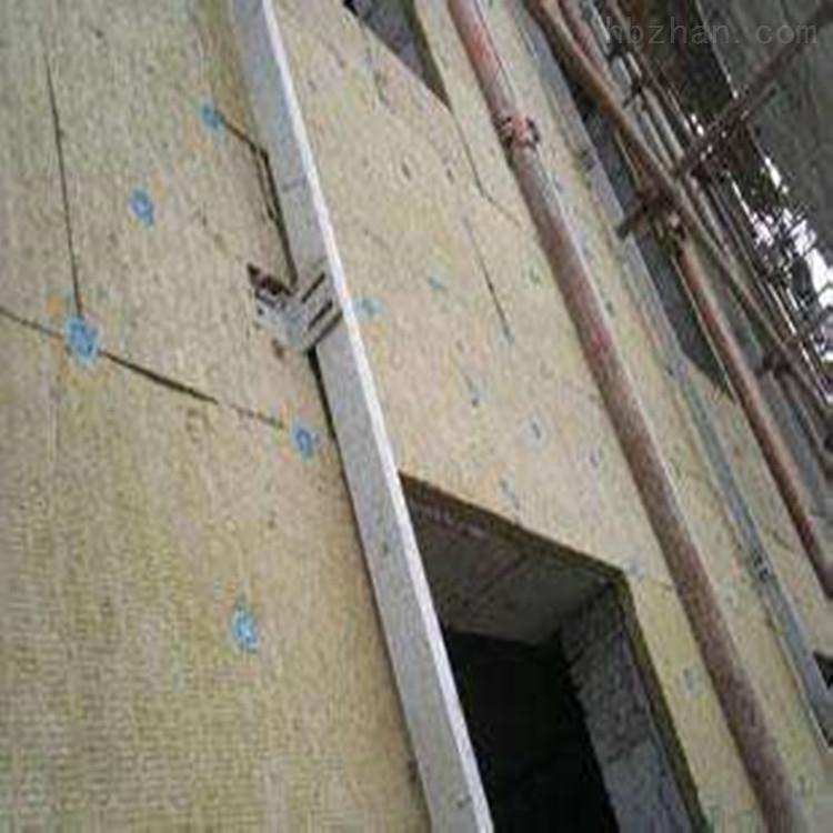 大城生产外墙施工岩棉板 量大价格优惠