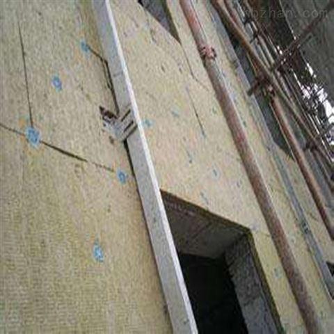 大城销售外墙手工憎水复合岩棉板