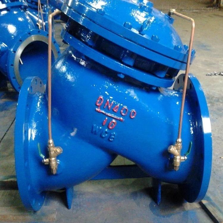 DY203X-10减压稳压逆止阀