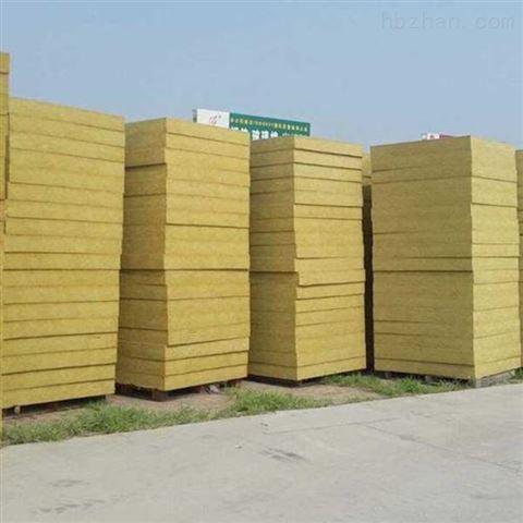 大城生产防火阻燃隔音机制岩棉板