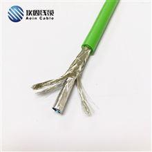 高柔性阻燃反馈电缆聚氨酯拖链电缆