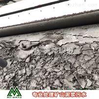 海南鐵礦尾泥處理