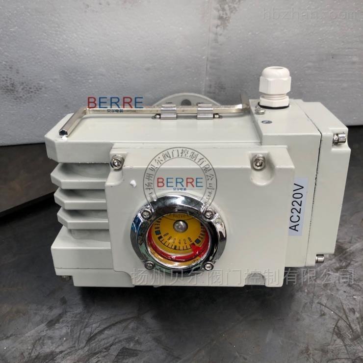 貝爾精小型智能調節型風門電動執行器