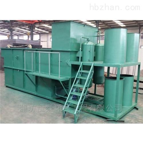 绍兴市一体化污水处理设备