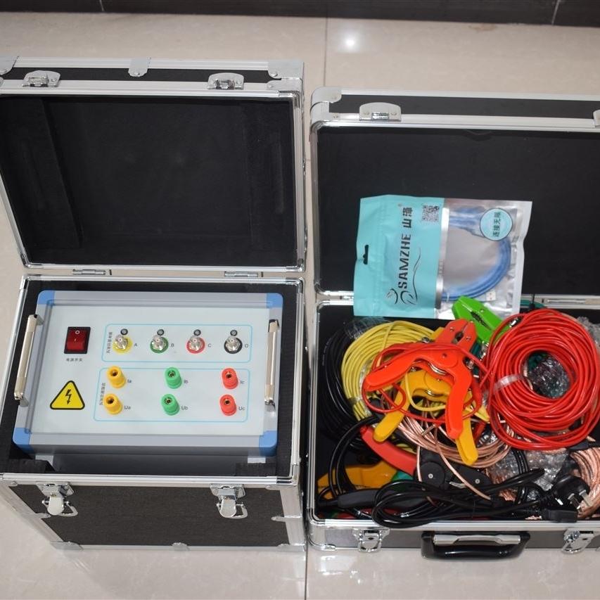 变压器绕组变形检测仪系统