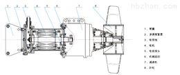 低速潛水推流器