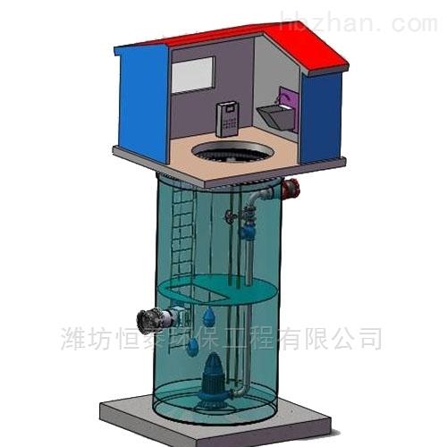 绍兴市污水提升泵站的保养