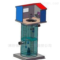 ht-318绍兴市污水提升泵站的保养