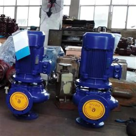 ISG系列立式管道泵