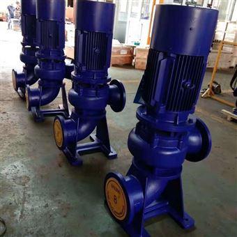 LW型立式無阻塞排污泵