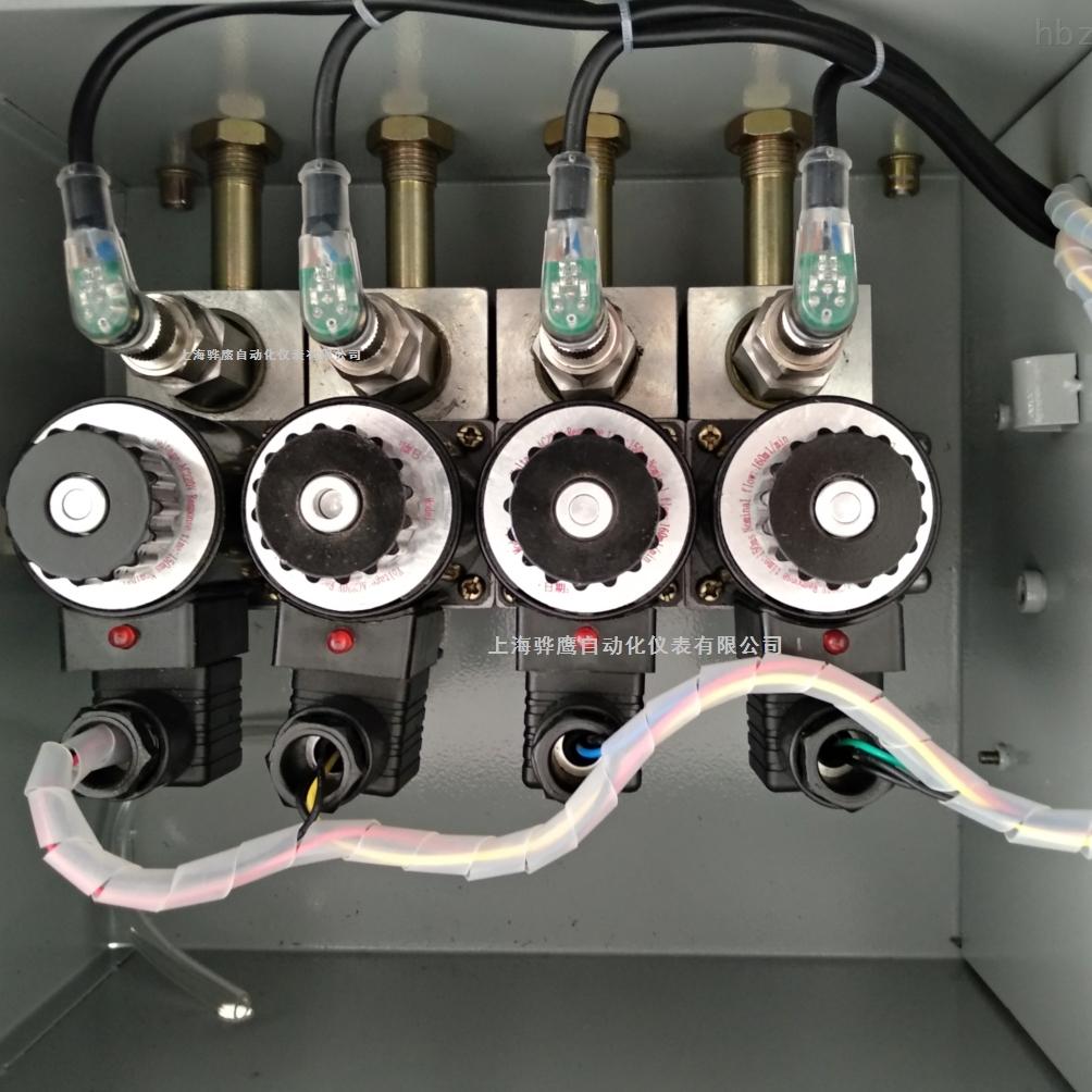 电磁给油器集成上海骅鹰自动化仪表有限公司