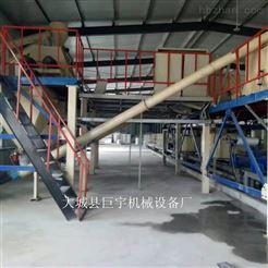全自动外墙建筑保温板模板生产线