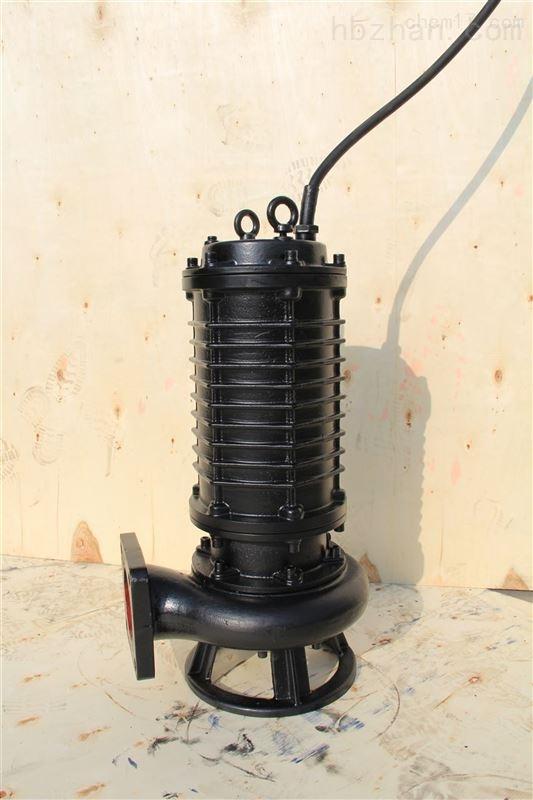 不锈钢潜水式污水排污泵