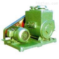 2XZ双级旋片式系列真空泵