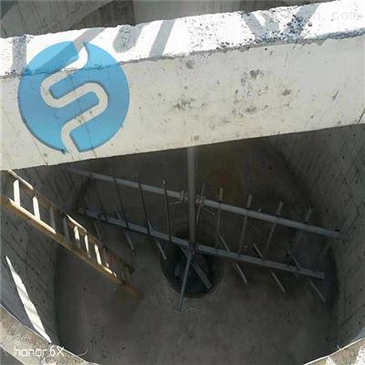 垂架式中心传动吸泥机