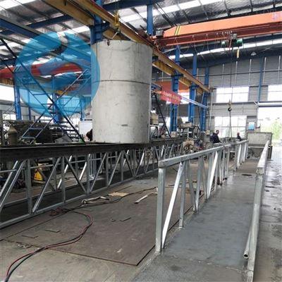 不锈钢桁车式中心传动刮吸泥机