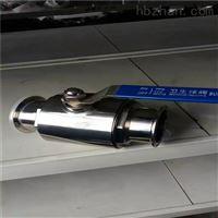 SUS304不锈钢卫生级球阀