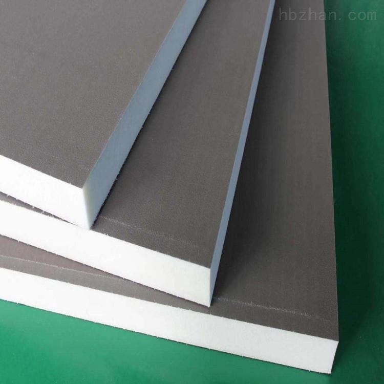 厂家直供双面复合聚氨酯保温板