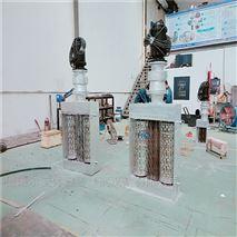 潜水式 污水泵站用 粉碎功能拦污格栅作用