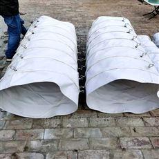 干燥机除尘帆布伸缩布袋产品报价