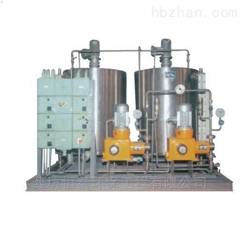 银川市磷酸盐加药装置