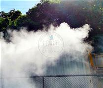 江西垃圾站除臭设备,环卫除臭系统