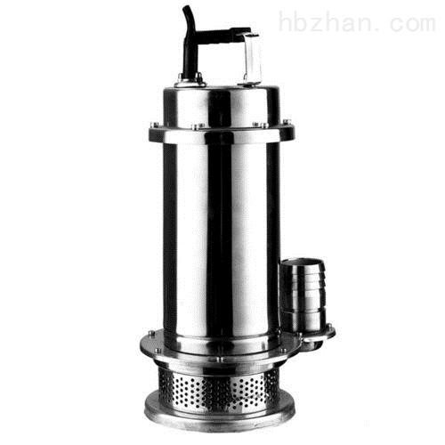 QDX不锈钢潜水泵