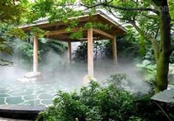 园林人工景观造雾机