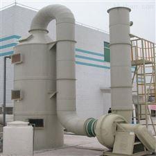 HJ-ZY-09酸霧廢氣凈化塔工程實例