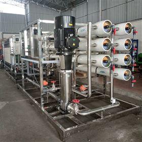 10T/H超滤设备超滤净水设备报价