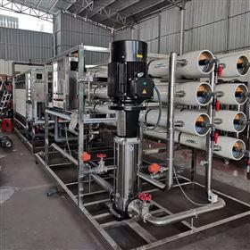 水处理超滤设备在中药成分提取与精制过程中的应用