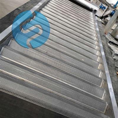网板阶梯格栅清污机