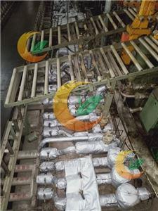 VC89硫化机阀门保温套