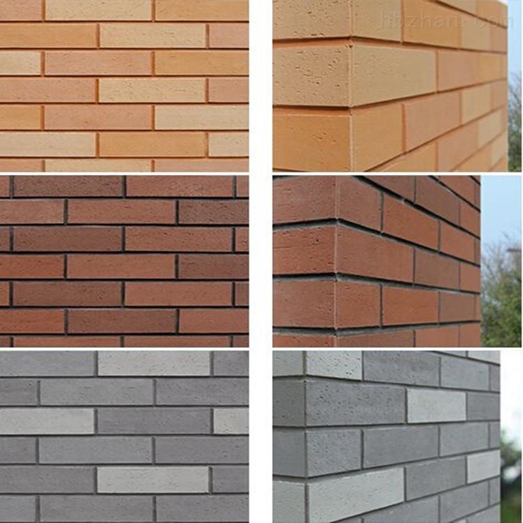 廊坊柔性饰面砖一平米价格