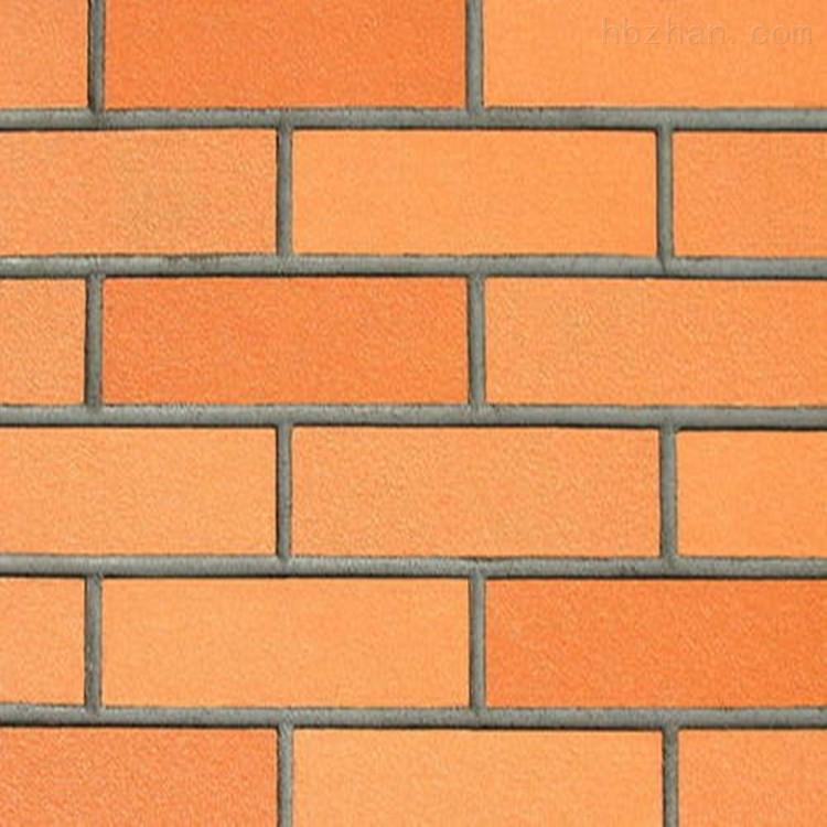 外墙软瓷柔性饰面砖的生产工艺