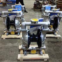 QBY3第三代不銹鋼氣動隔膜泵