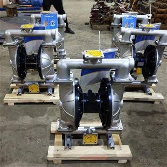QBY3第三代不锈钢气动隔膜泵