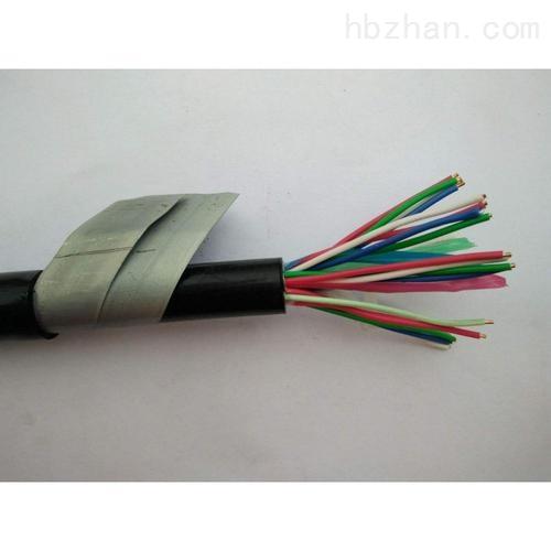 PTY23聚乙烯绝缘综合护套钢带铠装聚氯乙烯外护套铁路信号电缆