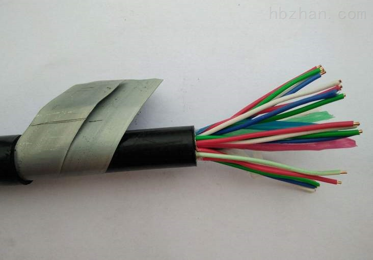 PTYV聚乙烯绝缘综合护套铁路信号电缆