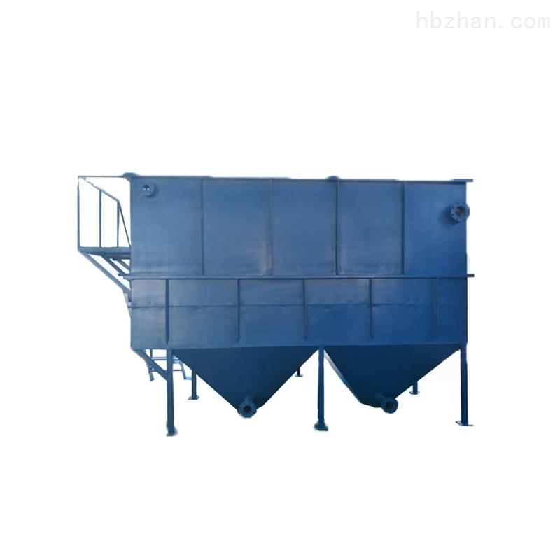 一体化不锈钢混凝斜管沉淀池设备