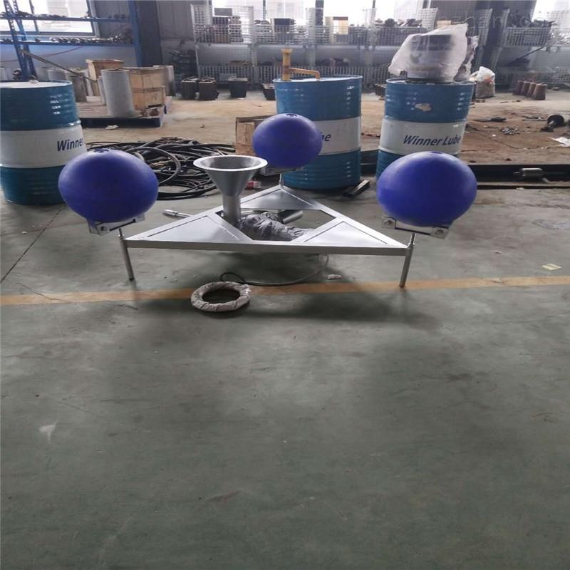 吸沫机去除水面漂浮物设备