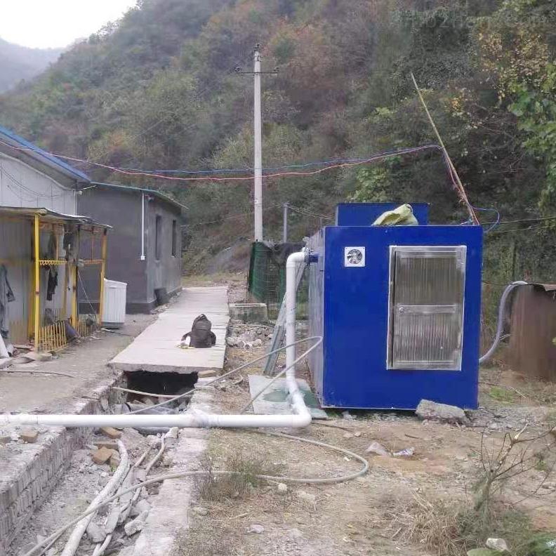 峻清提供城镇地埋一体化污水处理设备