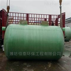 ht-613徐州市玻璃钢化粪池