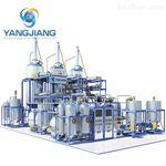YJ-TYSR废矿物油再生减压蒸馏溶剂精制设备