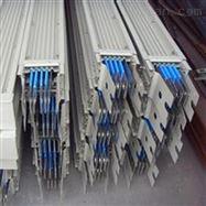 安装2000A瓦楞型母线槽