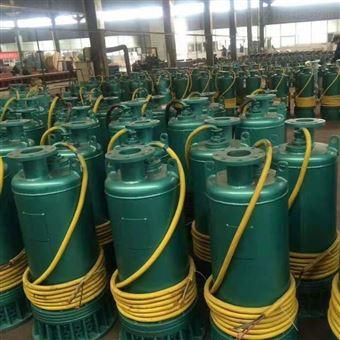 BQS礦用隔爆型排污排沙潛水泵