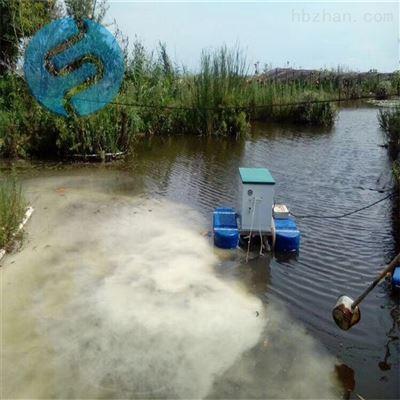 河道太阳能微纳米曝气机